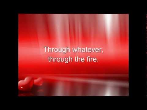 Through the Fire by Chaka Khan (With Lyrics)