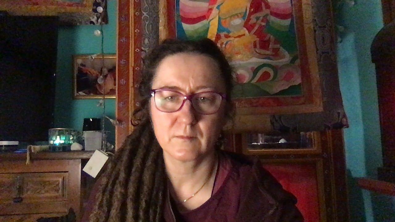Lama Gangchen Tantric Self-Healing 2- Commentary by Lama Caroline - part 39 (EN)