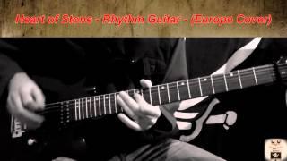 Heart of Stone   Rhythm Guitar   Europe Cover