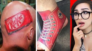 Dumbest Tattoos People Actually Got