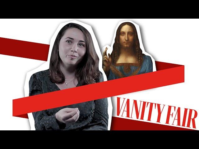 Wymowa wideo od Salvator Mundi na Francuski