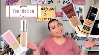 High-end Foundation Dupes   2020