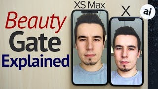 "The Truth about ""Beautygate"" on iPhone XS & XS Max!"