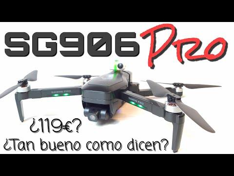 SG906PRO El mejor drone por debajo de los 150€