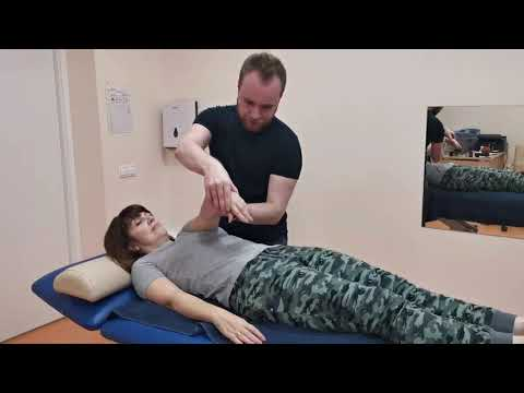 Реабилитация после артроскопии плечевого сустава