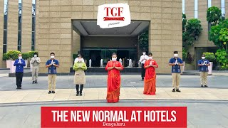 The New Normal at Hotels for Safety of Travellers during Covid 19
