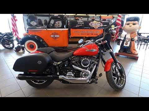 2020 Harley-Davidson Sport Glide FLSB