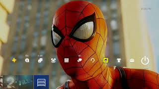 How to set ANY image USB PS4 Custom Theme Background Tutorial PS4 5.50 Software Update