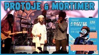 Protoje & Mortimer @ A Matter Of Time Live In Kingston, Jamaica [Feb. 23, 2019]