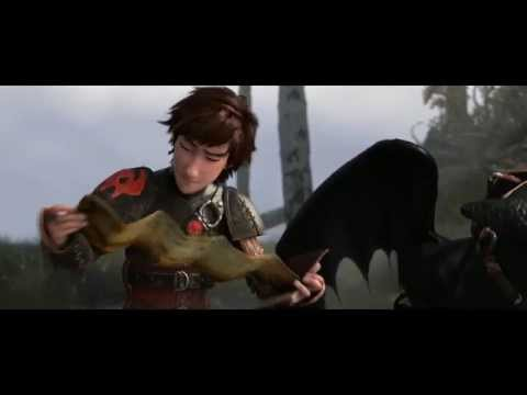 How to Train Your Dragon 2 (Clip 'Itchy Armpit')