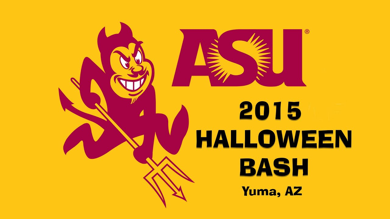 ASU Halloween Party