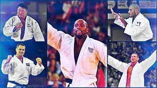 World Judo Championship Budapest 2017 Preview +100 kg (Who takes the gold?)