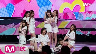 [fromis_9 - PITAPAT(DKDK)] KPOP TV Show | M COUNTDOWN 180628 EP.576