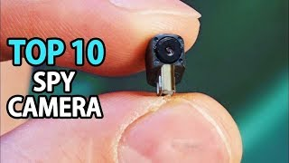 TOP 10 SPY Camera & SPY Gadgets 2020 That Are Next Level | My Deal Buddy