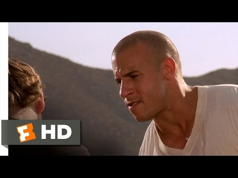 The Fast and the Furious (2001) - Brian Blows His Cover Scene (7/10)   Movieclips