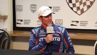 KOHLER Grand Prix News Conference: Scott Dixon