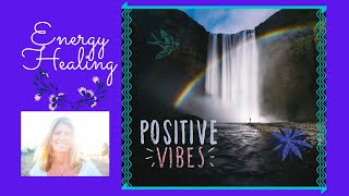 Chakra Purging and Clearing. Energetic Healing.