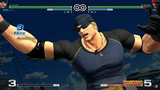 King of Fighters XIV: All Supers and Climax Attacks!