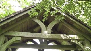 preview picture of video 'SWC Free Walk 111, North Downs Way: Caterham to Knockholt. 17/6/12'