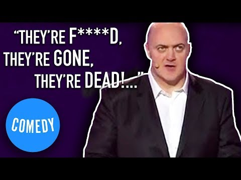 """Dara O Briain """"They're F***D They're GONE They're DEAD"""" THIS IS THE SHOW Best Of 