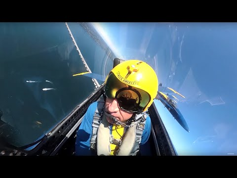 Flying with the Blue Angels Takes Unbelievable Talent