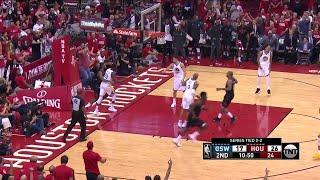 2nd Quarter, One Box Video: Houston Rockets vs. Golden State Warriors