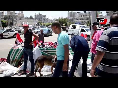 احتفالات قناة السويس الجديدة| «طبل و ربابة» في الدقهلية