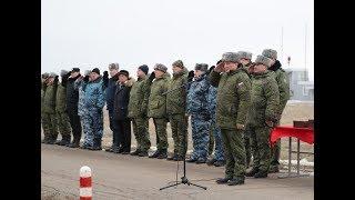 Андрей Бочаров проверил боеготовность полигона Прудбой под Волгоградом