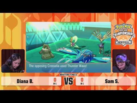 2016 Pokémon Spring Regional Championships: VG Masters Finals