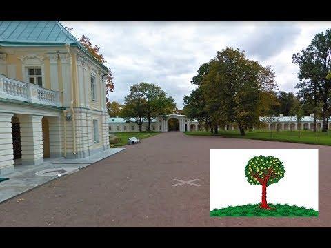 Город Ломоносов. Обзор города.