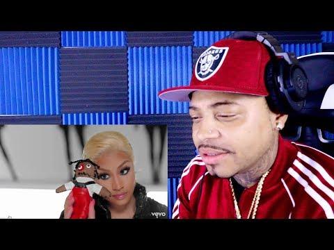 Tyga X Nicki Minaj Dip Reaction