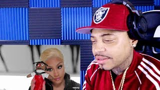 Tyga X Nicki Minaj Dip REACTION