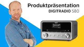 DIGITRADIO 580 | Leistungsstarkes Hybridradio mit Spotify-Anbindung. | TechniSat