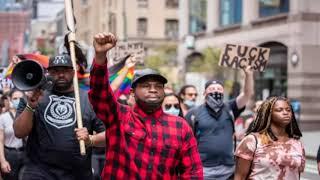 BLM Activist Derrick Ingram proves Disproportionality of BM and BW lives.