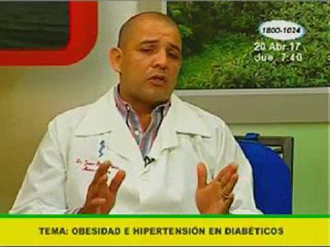 Hipertensión, tipo 2 se