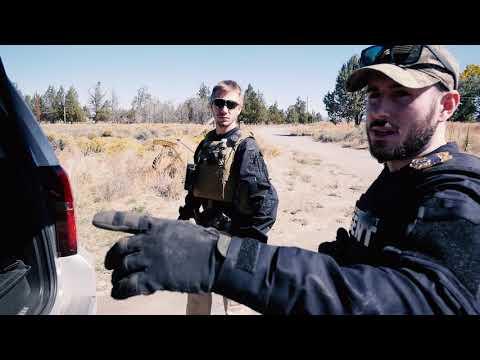 TASER SHOT FROM ATV TAKES DOWN SNIPER