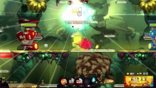 Clip of Awesomenauts