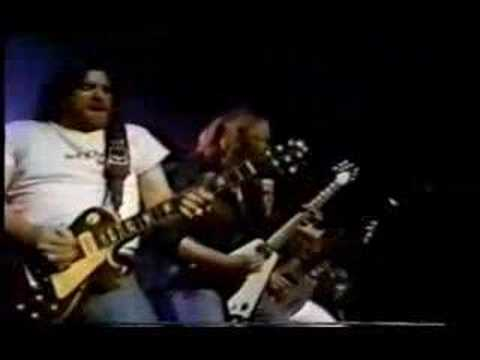 "Molly Hatchet - ""Dreams I'll Never See"" Mp3"