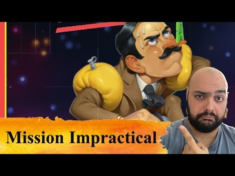 Mission Impractical Review - with Zee Garcia
