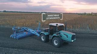 A new generation of tractors from KhTZ: EFFECTIVE OPTIMALITY