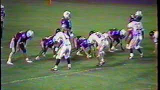 1992 Barbers Hill Eagles Football Highlight Video