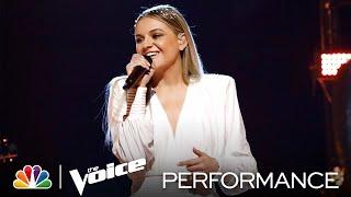 """Half of My Hometown"" Performance by Kelsea Ballerini feat. Kenzie Wheeler - The Voice Finale 2021"