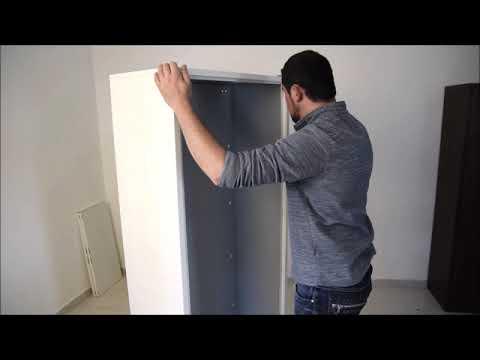 Montaggio armadio e archivio tutto piani