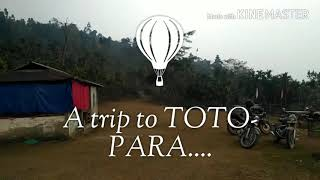preview picture of video 'A small trip to TOTOPARA...'