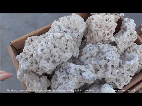 MARCO ROCKS Bahama Sand 1kg (MRPAB) - Naturalny aragonit w jasnym kolorze o różnorodnej granulacji i odcieniu.