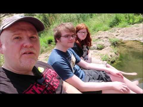 Sitting Bull Falls near Carlsbad NM