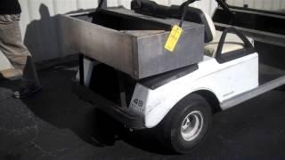 Club Car Golf Cart- Tag #29539