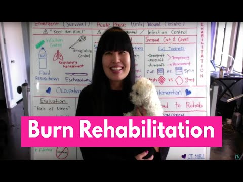 Burn Rehabilitation (Part 2/2)