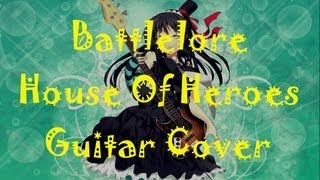 Battlelore-House of Heroes Guitar cover (EpicMetalCovers)