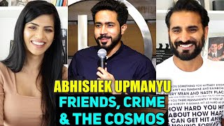 ABHISHEK UPMANYU | Friends, Crime, & The Cosmos | Stand-Up Comedy | REACTION!!!